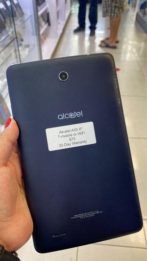Alcatel A30 Tablet for Sale in Santa Ana, CA