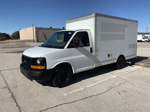 2012 Chevy Express 12 foot boxtruck 3500 for Sale in Farmers Branch, TX