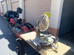 Ryobi table top saw 10in for Sale in Tracy, CA