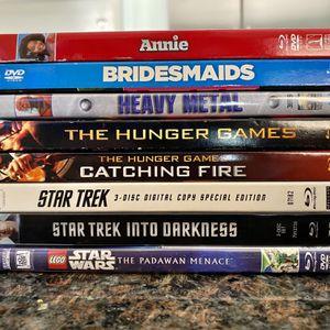Blu-Ray Movie Sale for Sale in Phoenix, AZ