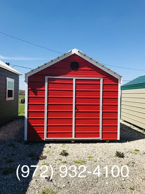 Metal Shed 10x12 for Sale in Dallas, TX