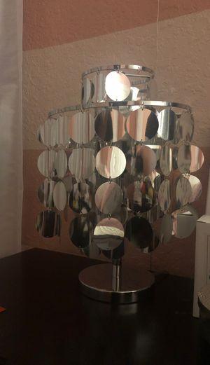 Silver Lamp (Set of 2) for Sale in Miami, FL