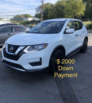 2017 Nissan Rogue AWD $ 2000 Down Payment for Sale in Nashville, TN