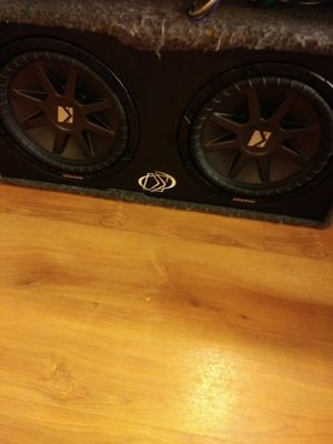 12inch kicker speaker for Sale in Vallejo, CA