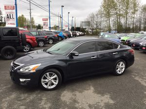 2013 Nissan Altima for Sale in Lynnwood, WA