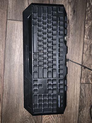 Computer Gaming Keyboard for Sale in Salt Lake City, UT