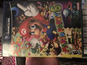 Mario party 6 GameCube for Sale in Henderson, NV