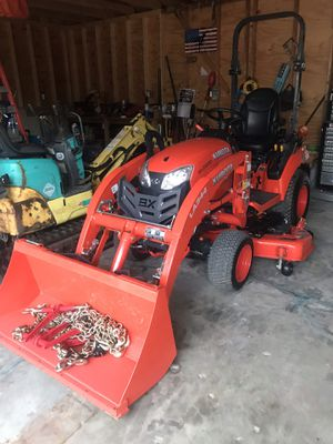 2018 Kubota bx2680 for Sale in Romeoville, IL