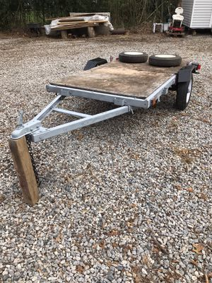 Folding Trailer 4x8 for Sale in Old Saybrook, CT
