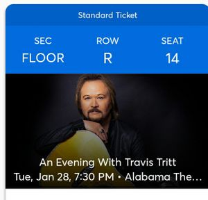 Travis Tritt Tickets for Sale in Birmingham, AL