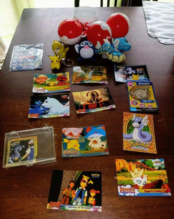 Pokemon lot