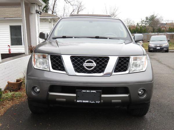 2005 Nissan Pathfinder