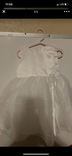 24 month baptism/flower girl dress for Sale in San Antonio, TX