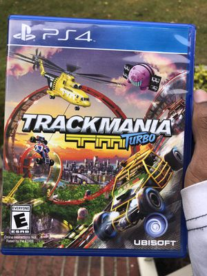 Track mania ps4 for Sale in Stone Mountain, GA