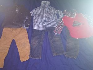 Boys 2T clothes sweater pants shirt for Sale in St. Louis, MO