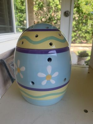 Easter Egg Scentsy Warmer for Sale in Upland, CA