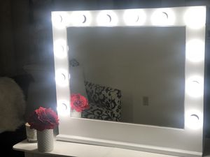 Custom made Vanity Mirrors for Sale in Vancouver, WA