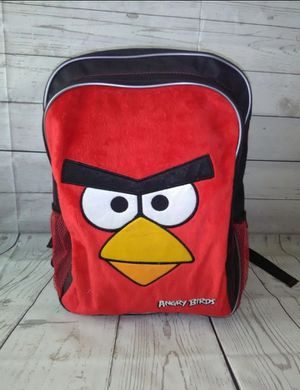 "Brand New Beautiful Angry Birds Backpack , 12""x16"" ( never used ) for Sale in Frederick, MD"