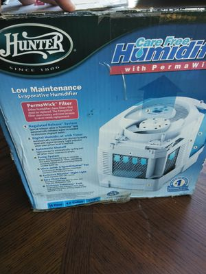 Humidifier with Perma Wick for Sale in Hesperia, CA