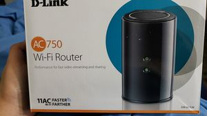 D-Link AC750 Dual Band WIFI Router New for Sale in Seattle, WA