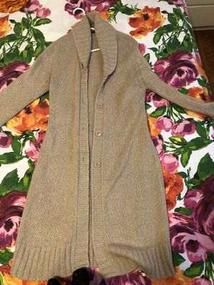 Size medium cardigan for Sale in Hartsdale, NY
