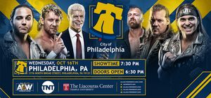 AEW tickets!!!! Great seats! Camera view! October 16th Live Show Wrestling for Sale in Trappe, PA