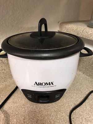 Aroma Rice Cooker for Sale in Bellevue, WA