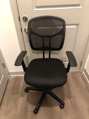 Black Mesh Office Chair for Sale in Nashville, TN