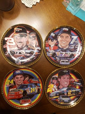 Collectible Nascar plates for Sale in Land O Lakes, FL