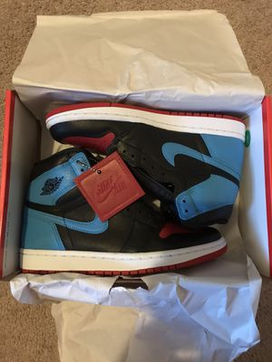 Jordan 1 unc to Chicago size 7 (w) for Sale in Everett, WA