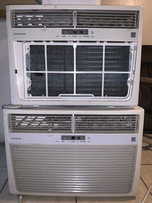 2 HUGE Ac units (DONT BLOW COLD)(25,000&18,500btu) for Sale in Auburndale, FL