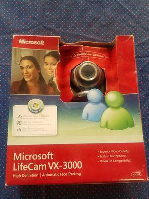 Microsoft life cam vx_3000 for Sale in Stockton, CA