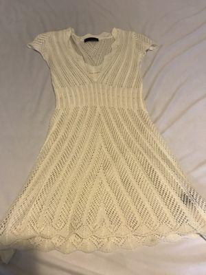 Penelope Leroy white crochet lace dress for Sale in Los Angeles, CA