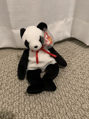 "Ty beanie baby ""fortune"" for Sale in Menifee, CA"