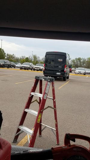 Werner ladder for Sale in Broomfield, CO