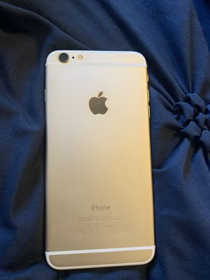 iPhone 6 Plus unlocked for Sale in Chico, CA