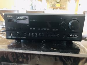 Onkyo Receiver for Sale in Germantown, MD