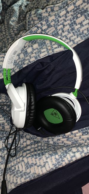Turtle Beach Wired Xbox Headset for Sale in Severn, MD
