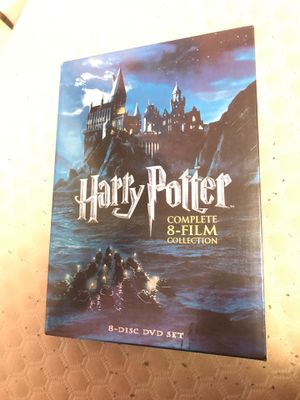 Harry Potter Complete 8 Film Collection for Sale in Torrington, CT