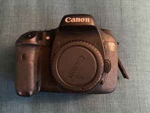 Canon 7D Body Only (Battery and Charger Included) for Sale in Decatur, GA