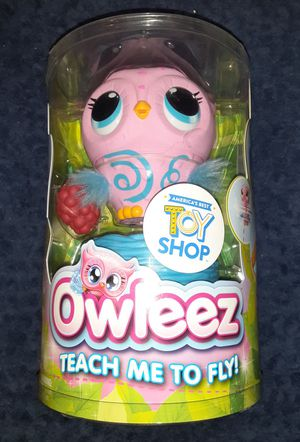Owleez Toy Brand New...$17.......Make a offer for Sale in Buena Park, CA