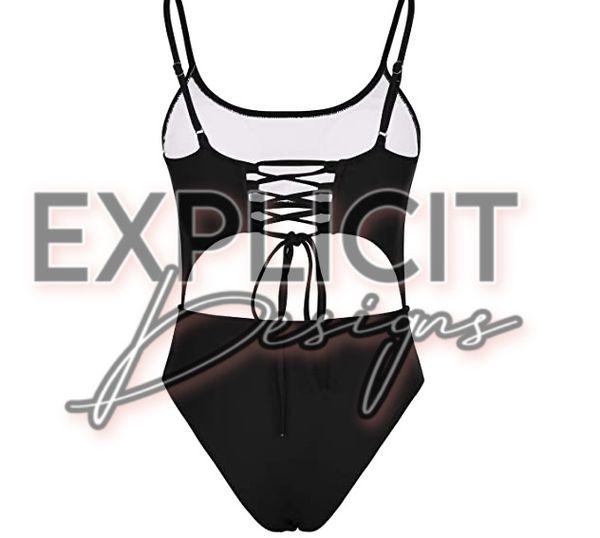 Custom Design Bathing Suit