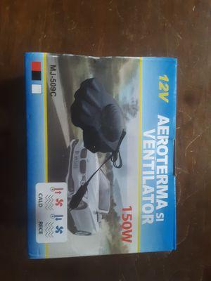 Portable heater & cooling fan for Sale in Dannebrog, NE