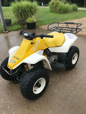 Susuki 80 4 wheeler for Sale in Jefferson City, MO
