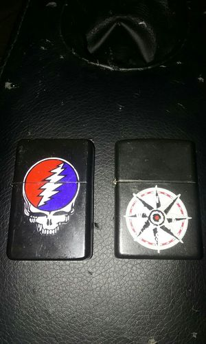 2 zippo lighters perfect working condition just need fluid for Sale in Philadelphia, PA