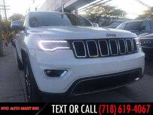 2017 Jeep Grand Cherokee for Sale in Brooklyn, NY