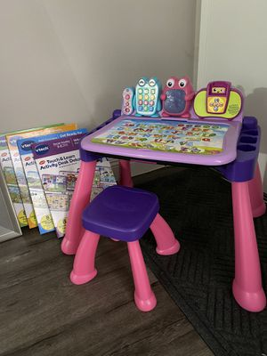 Touch and learn activity desk for Sale in El Cajon, CA