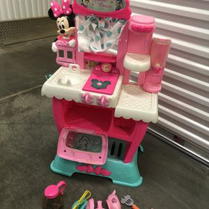 Minnie Mouse (toddler)Kitchen for Sale in Doraville, GA