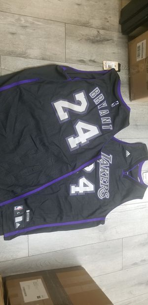 Kobe Bryant Adidas limited edition jersey. New with tag. for Sale in Norwalk, CA