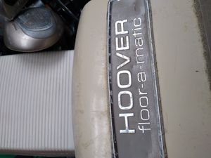 Vintage Hoover floor a matic for Sale in Addison, IL